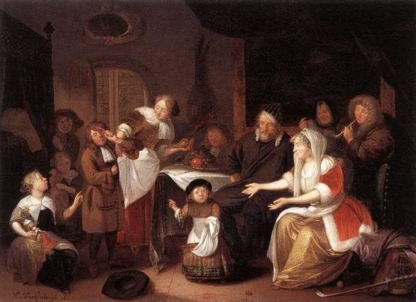 St Nicholas Eve